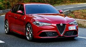 Alfa Romeo Giulia (2016 - )