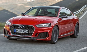 Audi S5 (2017 - )