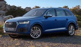 Audi SQ7 (2016 - )