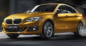 BMW 1 Serie Sedan F52 (2017 - )