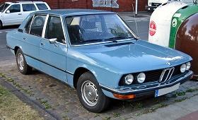 BMW 5 Serie E12 (1972 - 1981)