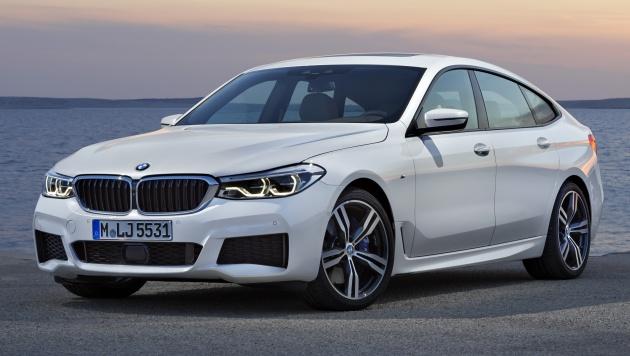 BMW 6 Serie G32 (2018 - 2020)