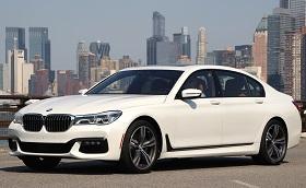 BMW 7 Serie G11 (2015 - )