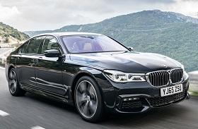 BMW 7 Serie G12 (2015 - )