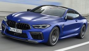 BMW M8 (2019 - )
