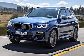 BMW X3 G01 (2018 - )