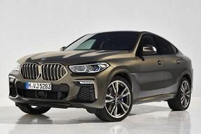 BMW X6 G06 (2019 - )