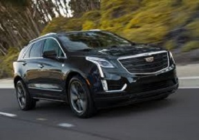 Cadillac XT5 (2017 - )