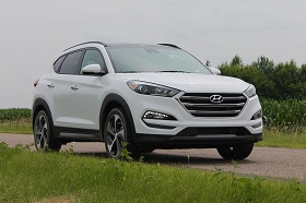 Hyundai Tucson (2015 - )
