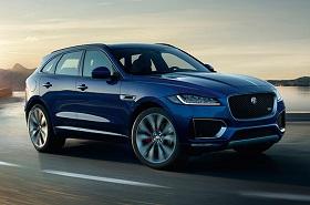 Jaguar F-Pace (2015 - )