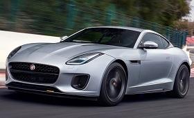 Jaguar F-Type (2017 - )