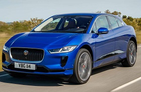 Jaguar I-Pace (2018 - )