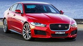 Jaguar XE (2015 - )