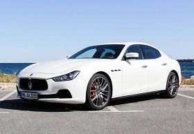 Maserati Ghibli (2013 - )