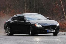 Maserati Quattroporte (2013 - )