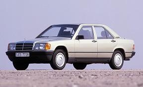 Mercedes 190 W201 (1985 - 1993)
