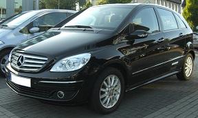 Mercedes B-Klasse W245 16 inch (2005 - 2011)