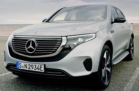 Mercedes EQC (2019 - )