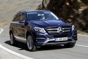 Mercedes GLE-Klasse 19 inch (2015 - )