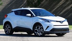 Toyota C-HR (2016 - )