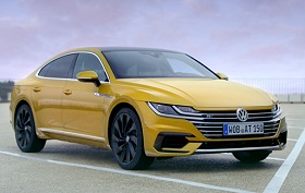 Volkswagen Arteon (2017 - )